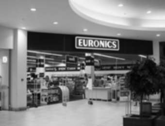 "Shops advertising fitting ""Euronics"""