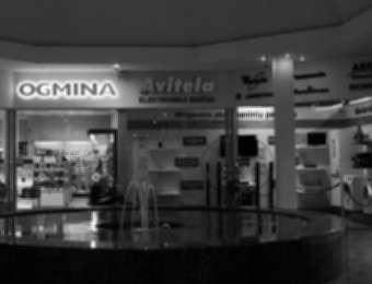 """Shopping enter advertising """"Molas"""""""